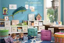 Playroom / by Julie Uriona