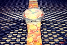 Watches / by Maane Abrogina