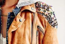 Jackets  / by Chantel M