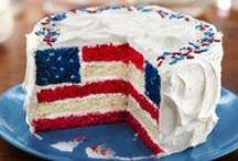 Patriotic Parties / All the red, white and blue ideas for you want for your Patriotic Parties! / by Acme Markets