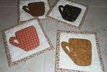 Quilting and Sewing - Mug Rugs / by Pat Sturm
