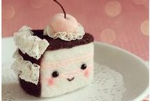 Tea, Cake and Sewing / We love sewing. We love cake. Put them together and this is what happens. / by Sew Magazine