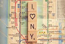 I LOVE NYC! / by Kristi Montgomery