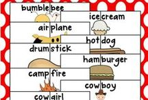 Compound Words / by Mary Amoson
