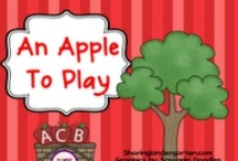 Apples / by Mary Amoson