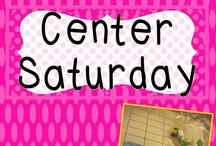 Center Ideas / by Mary Amoson