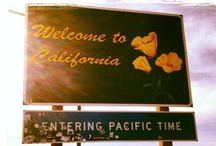 Cali / Born and raised in Southern California  / by Heather B