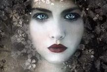 Goddesses / by Isabelle Savignac