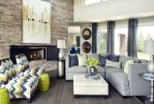 Home inspiration / by Leslie Brouse