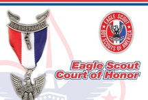 EAGLE SCOUT COURT OF HONOR / by Lisa DeFonte~ Mama D's