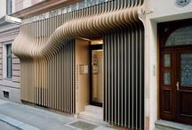 arquitectura y espacios / by Gonzalo Rodríguez