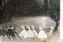 le frisson de la danse /   / by Alexandra Frantischek Rodriguez