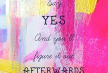 Quotes / by Luz Ireri Cervantes