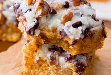 Food: Something Sweet / Dessert recipes / by Jolene Burton