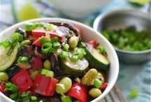 Food: Salads / by Jolene Burton