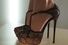 hot heels / by trulytrayce