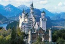 Castles / Castles from around the world / by JANICE KILGORE