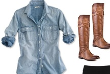 Dress to Impress / Clothes for all reasons & seasons!  / by B McCrory