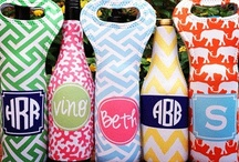 Monogrammed For Life  / by B McCrory