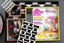 .Organize. / by Kristen Paulsen