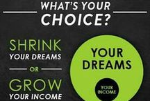 It Works Distributor / It Works Distributor | Are you looking to become an It Works body wraps distributor? I want to help you earn more, live more, and give more! New Life New Dreams / by Dan Howard