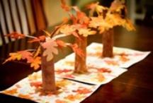Autumn/Thanksgiving / by Stephanie Terhune