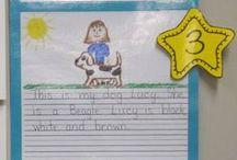 Kindergarten Writing / by Rachel Carter