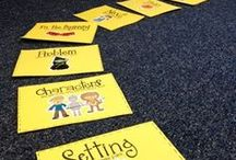 Kindergarten Literacy / by Rachel Carter