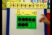 Kindergarten Math / by Rachel Carter