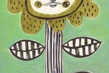 Art Journal Inspiration / by Jessie Hughes