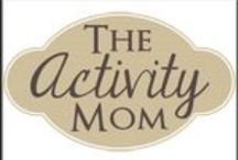 The Activity Mom / Sharing activities and ideas that make learning fun!  / by The Activity Mom