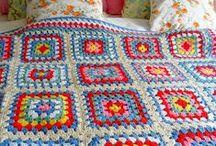 CROCHET / Tejidos a crochet / by Sonia Arroyo