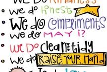 Classroom Ideas / by Tim-Haley Bearden
