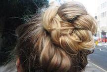 Pretty Hair  / by Britt Heckman