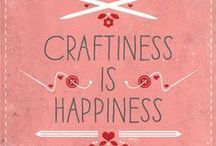 Craft Inspiration / Quotes, mottos, and other craft inspiration that make us want to craft. / by AllFreeHolidayCrafts