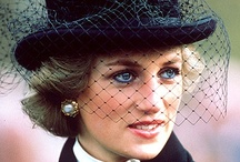 Princess Diana / by Donna Wright