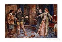 The Tudors and History / by Gabrielle Boleyn