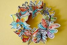 Top Pins of 2013: Holiday Crafts / by AllFreeHolidayCrafts