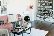 Interior / by Morgan Matheson