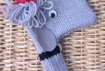 Knitting & Crochet / by Joann Roof