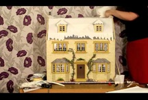 Dollhouse 'How To' Projects  / Dolls House Emporium experts - and their customers - share some top tips and hints on getting the best from your dollhouse project / by Dolls House Emporium