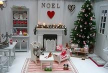 Christmas Inspiration  / by Dolls House Emporium