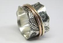 Jewelry Ideas - Mixed Metal / by Trish Mackay