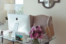 Home Office / Work Space / by Judy Lassiter