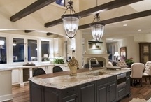 Kitchen Inspiration / by Judy Lassiter