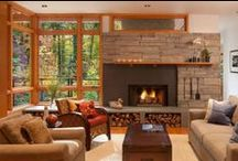 Home, Inside / Interiors... design and design elements / by Gabrielle Smith