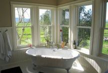 Dreamy Bathrooms / Not just a place to get clean, but a watery sanctuary / by Gabrielle Smith