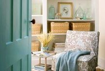 Neat Spaces and Things for the Home / by Carlie Flaugher