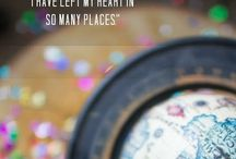 I Left My Heart In... / My favorite places and spaces! / by Kathy Riley