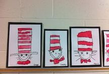 Dr. Seuss / by Mary Dougherty